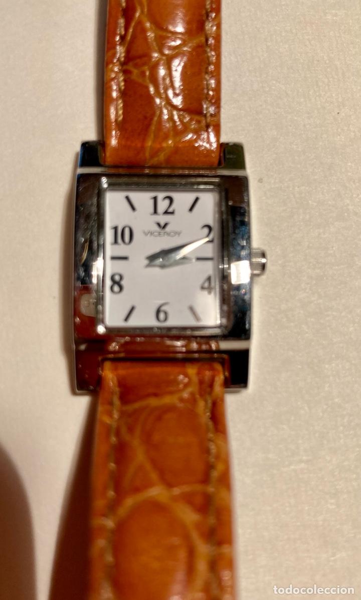 Relojes - Viceroy: Reloj VICEROY, de señora, correa de piel original, sin uso , nuevo - Foto 7 - 249177255
