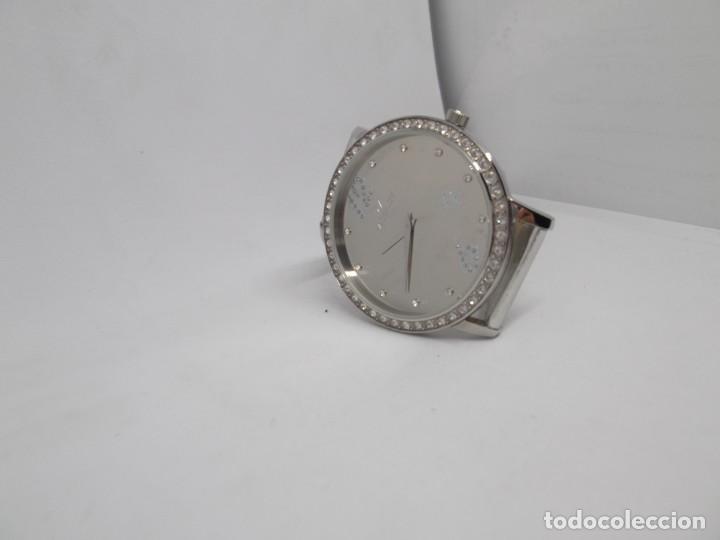 Relojes - Viceroy: Reloj Viceroy top grande plateado.Vintage - Foto 3 - 249476650