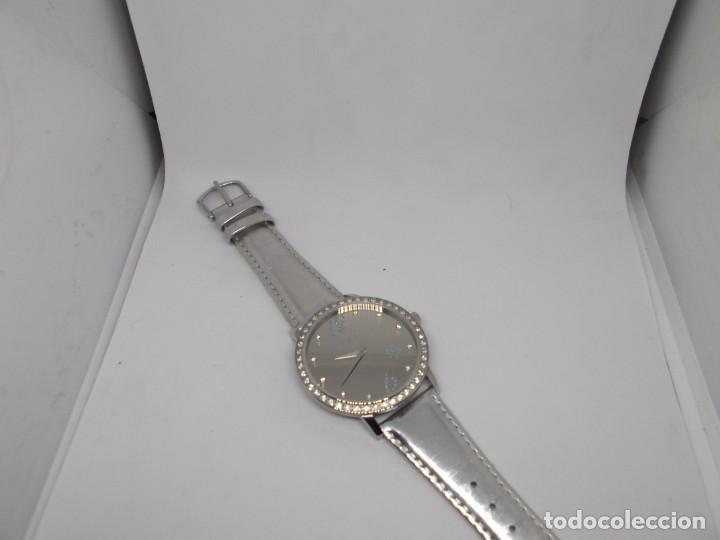Relojes - Viceroy: Reloj Viceroy top grande plateado.Vintage - Foto 4 - 249476650