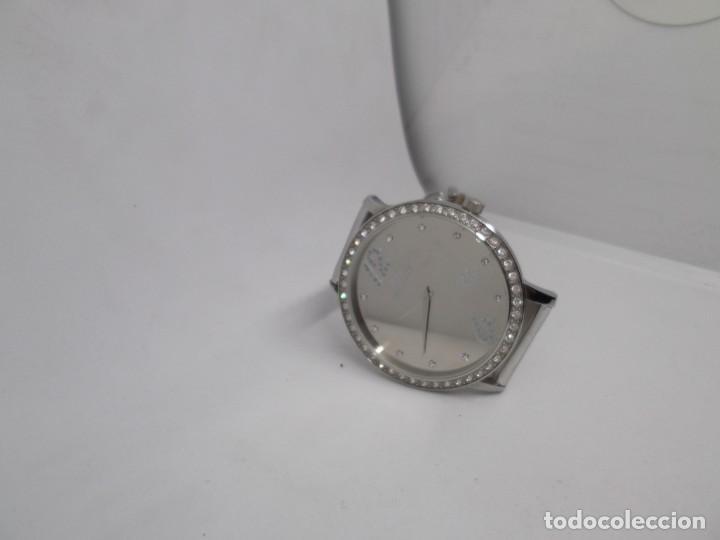 Relojes - Viceroy: Reloj Viceroy top grande plateado.Vintage - Foto 6 - 249476650