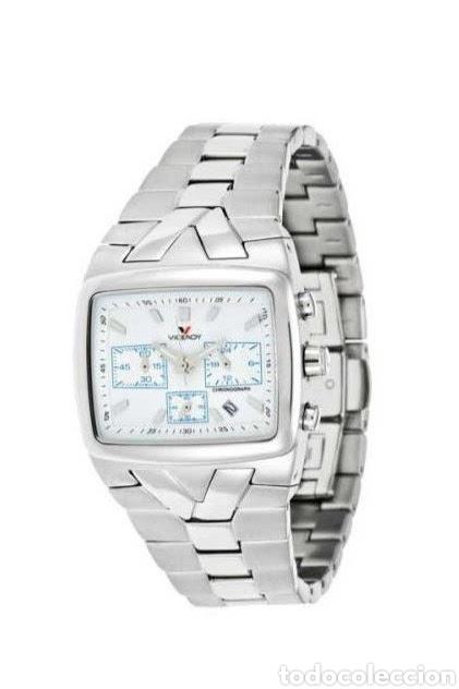 RELOJ VICEROY 40237 PARA CABALLERO NUEVO DE STOCK (Relojes - Relojes Actuales - Viceroy)