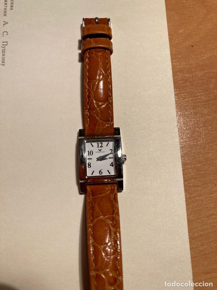 Relojes - Viceroy: Reloj VICEROY, de señora, correa de piel original, sin uso , nuevo - Foto 8 - 249177255