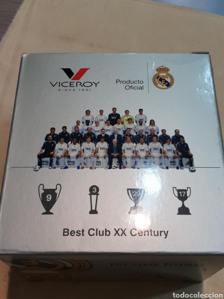 Relojes - Viceroy: RELOJ VICEROY REAL MADRID FUNCIONANDO . CABALLERO . ACERO. EN SU CAJA - Foto 6 - 253223980