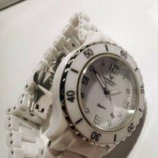 Relojes - Viceroy: RELOJ PARA DAMA VICEROY CERAMIC 46644 NUEVO DE STOCK. Lote 253316475