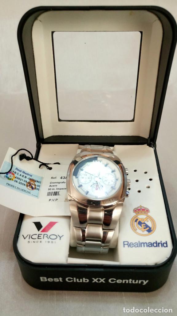"""Relojes - Viceroy: RELOJ DE PULSERA VICEROY REAL MADRID EDICIÓN """"BEST CLUB XX CENTURY"""" - Foto 2 - 254179300"""