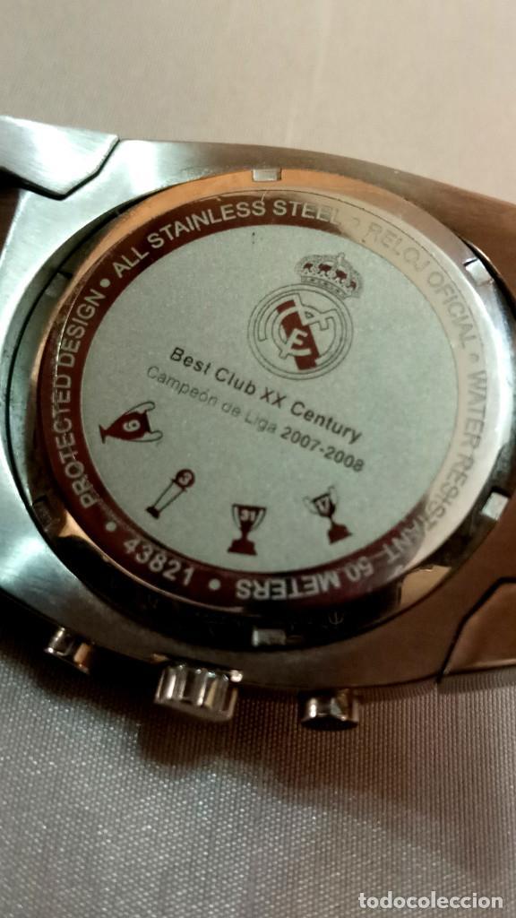 """Relojes - Viceroy: RELOJ DE PULSERA VICEROY REAL MADRID EDICIÓN """"BEST CLUB XX CENTURY"""" - Foto 5 - 254179300"""
