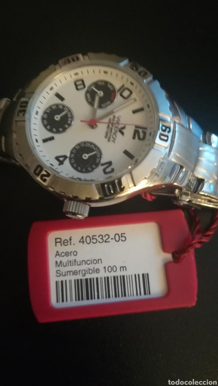 Relojes - Viceroy: RELOJ VICEROY NUEVO SIN ESTRENAR ACERO - Foto 2 - 254377905