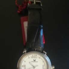 Relojes - Viceroy: RELOJ VICEROY NUEVO CORREA DE PIEL SIN ESTRENAR. Lote 254378260