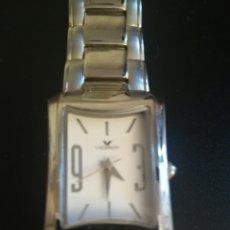 Relojes - Viceroy: RELOJ VICEROY NUEVO SIN ESTRENAR ACERO. Lote 254378645