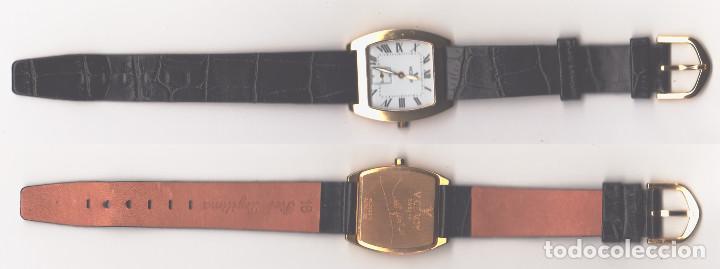 Relojes - Viceroy: RELOJ VICEROY - CABALLERO O SEÑORA - CAJA DE ORO DE 18 KILATES - MODELO J. IGLESIAS - Foto 2 - 254534650