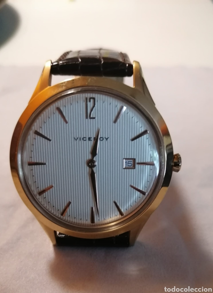 RELOJ VICEROY CUARZO (Relojes - Relojes Actuales - Viceroy)