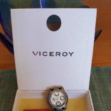 Relojes - Viceroy: RELOJ VICEROY TITANIUM 47046-08 100 METERS. NUEVO SIN USO. PROVIENE DE STOCK POR CIERRE DE RELOJERÍA. Lote 254939185