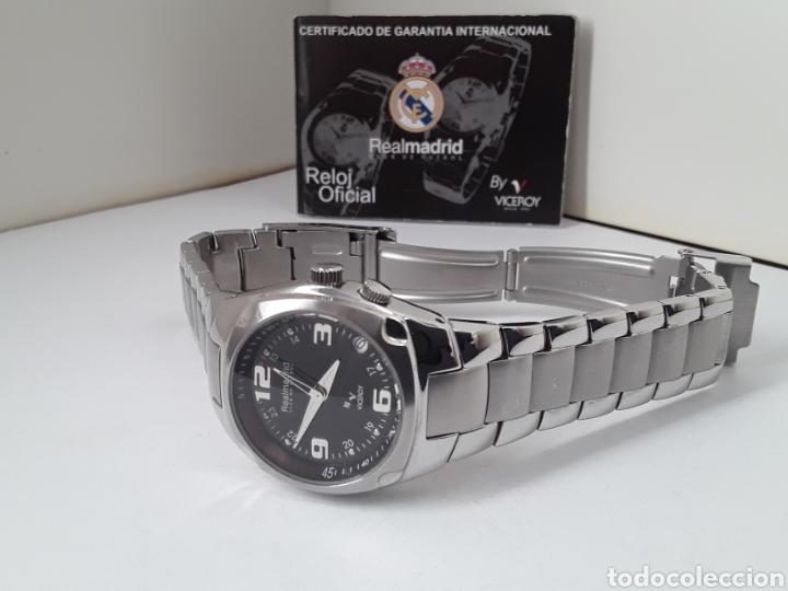 Relojes - Viceroy: RELOJ VICEROY OFICIAL CENTENARIO REAL MADRID. NUEVO - Foto 2 - 255395455