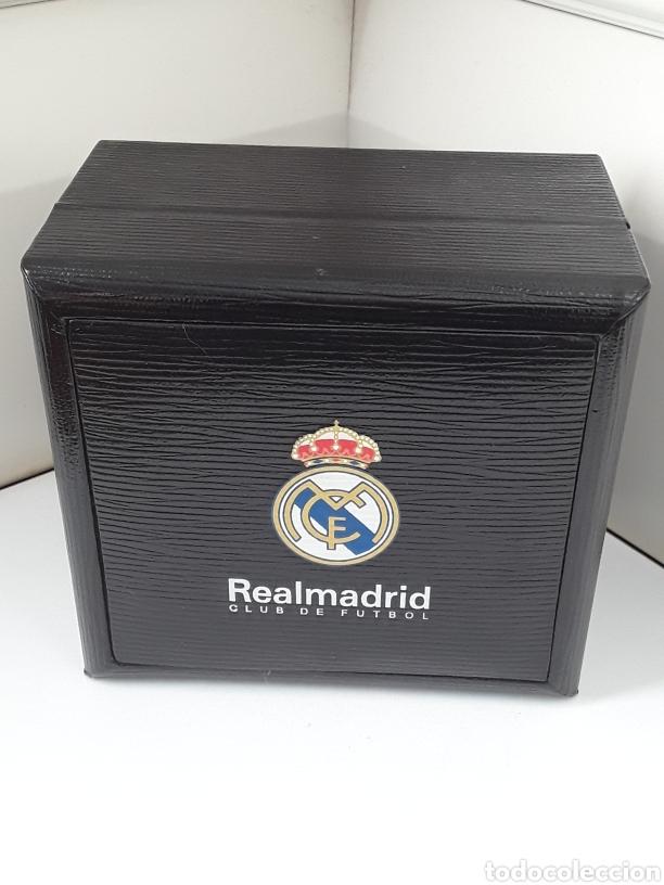 Relojes - Viceroy: RELOJ VICEROY OFICIAL CENTENARIO REAL MADRID. NUEVO - Foto 4 - 255395455