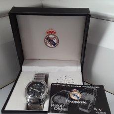 Relojes - Viceroy: RELOJ VICEROY OFICIAL CENTENARIO REAL MADRID. NUEVO. Lote 255395455
