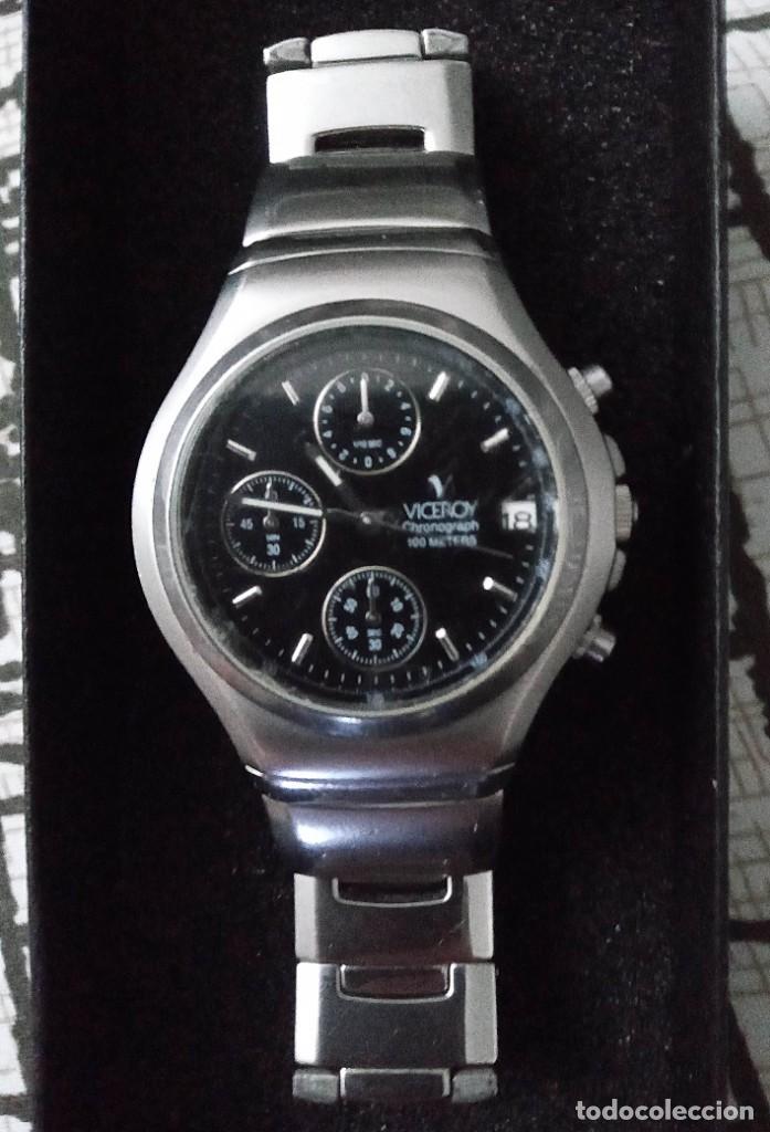 RELOJ VICEROY CHRONOGRAPH DIVER 100 M MODELO 47061 (Relojes - Relojes Actuales - Viceroy)