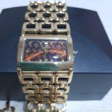 Relojes - Viceroy: RELOJ VICEROY TOP PARA SEÑORA CHAPADO EN ORO. Lote 257548645