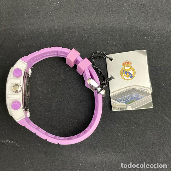 Relojes - Viceroy: RELOJ VICEROY-432836 75-REAL MADRID-CADETE-NIÑO-NIÑA-PURPURA-NUEVO - Foto 9 - 260406960