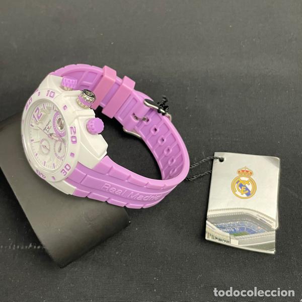 Relojes - Viceroy: RELOJ VICEROY-432836 75-REAL MADRID-CADETE-NIÑO-NIÑA-PURPURA-NUEVO - Foto 10 - 260406960