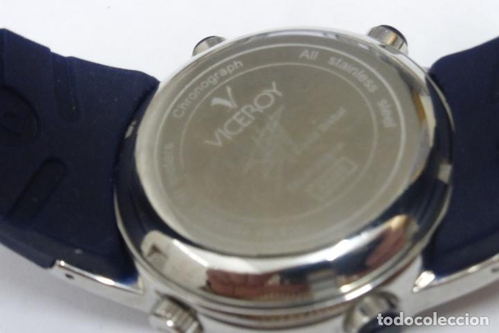 Relojes - Viceroy: Viceroy David bisbal 43495. No funciona. - Foto 3 - 261198670
