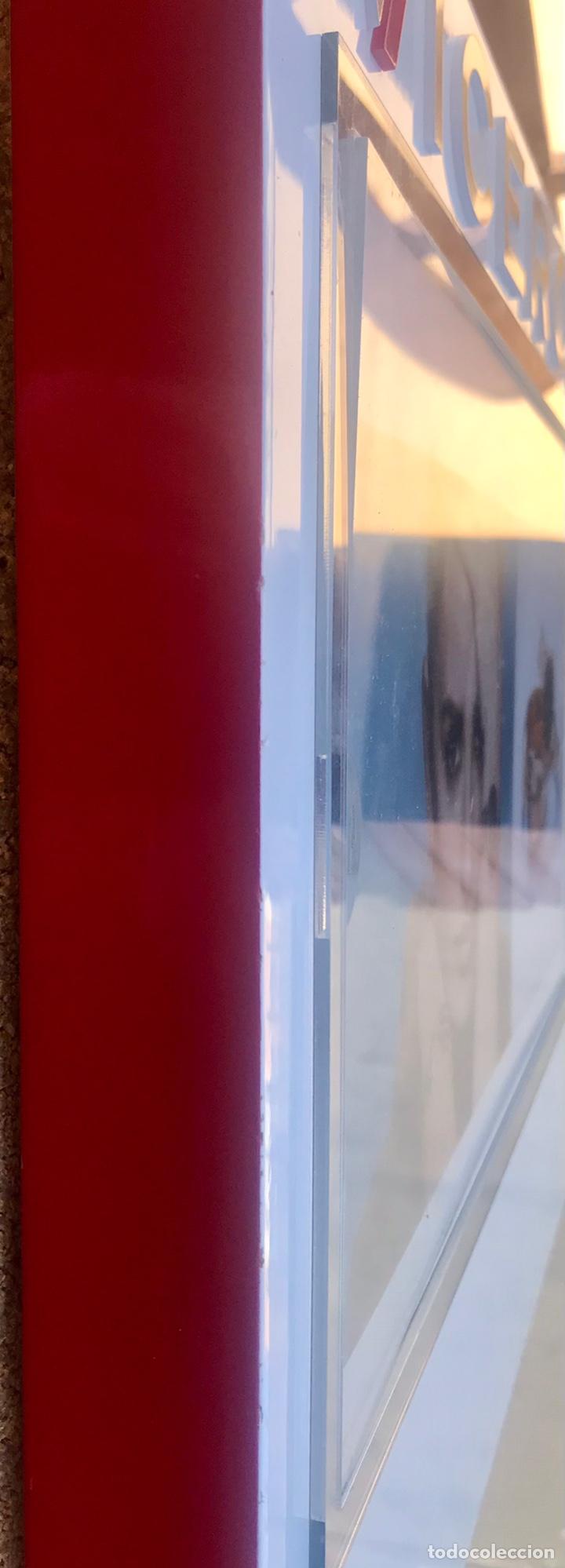 Relojes - Viceroy: CUADRO PUBLICIDAD VICEROY CON FOTOGRAFIA PENELOPE CRUZ - CARTEL 36 x 45 CM RAREZA MODELO KATE BOCK - Foto 5 - 262581685
