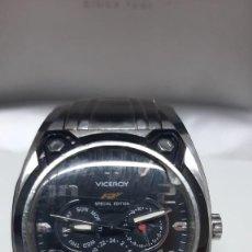 Relojes - Viceroy: RELOJ VICEROY EDICIÓN ESPECIAL FERNANDO ALONSO MODELO 41627 (ORIGINAL) FORMULA 1. Lote 262965310