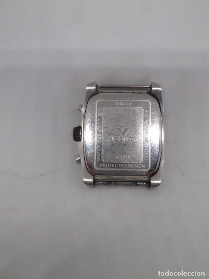 Relojes - Viceroy: Caja de Reloj Viceroy de caballero.Funciona - Foto 2 - 265504824
