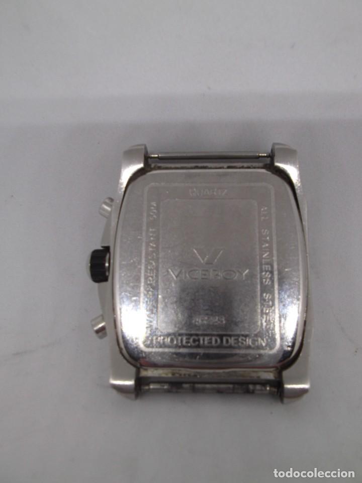 Relojes - Viceroy: Caja de Reloj Viceroy de caballero.Funciona - Foto 5 - 265504824