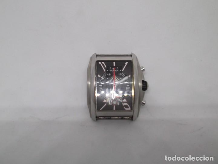 Relojes - Viceroy: Caja de Reloj Viceroy de caballero.Funciona - Foto 3 - 265504824