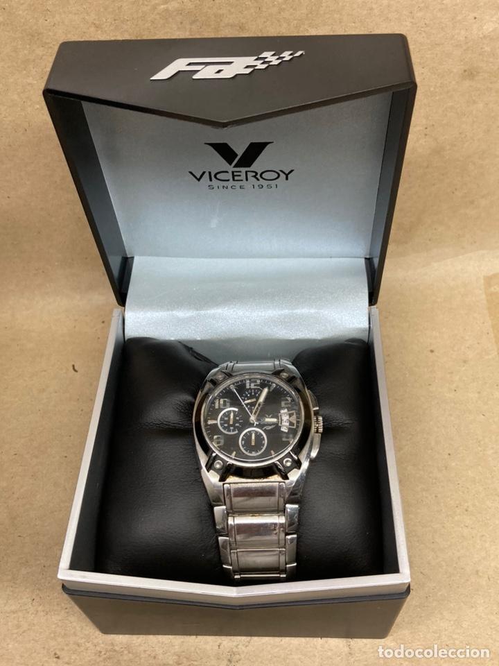 RELOJ VICEROY FERNANDO ALONSO (Relojes - Relojes Actuales - Viceroy)