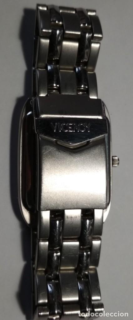 Relojes - Viceroy: Reloj Viceroy 1990s - Foto 3 - 268880719