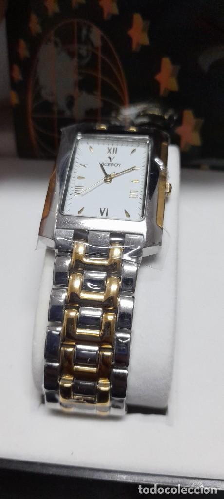 Relojes - Viceroy: RELOJ VICEROY EN CAJA SIN ESTRENAR - MUJER - ACERO INOXIDABLE - MODELO 40905 - Foto 2 - 269097258