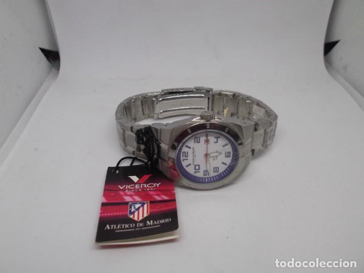 Relojes - Viceroy: Reloj Atlético de Madrid de Viceroy unisex.Vintage - Foto 3 - 269370868