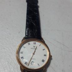 Relojes - Viceroy: RELOJ VICEROY QUARTZ CORREA DE PIEL. Lote 273105568