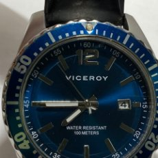 Relojes - Viceroy: RELOJ VICEROY 40499-35 ESTUCHE VICEROY WATCHES. Lote 273737143