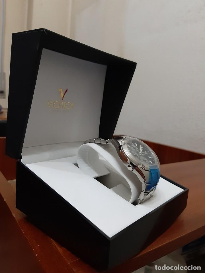 "Relojes - Viceroy: Reloj Viceroy Modelo 43359 CHRONOGRAPH 10ATM ""NUEVO"" - Foto 5 - 273992608"