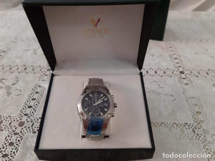 "Relojes - Viceroy: Reloj Viceroy Modelo 43359 CHRONOGRAPH 10ATM ""NUEVO"" - Foto 7 - 273992608"