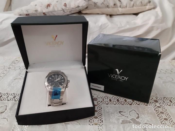 "Relojes - Viceroy: Reloj Viceroy Modelo 43359 CHRONOGRAPH 10ATM ""NUEVO"" - Foto 8 - 273992608"