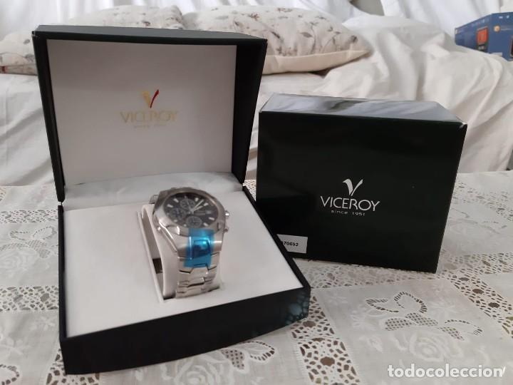 "Relojes - Viceroy: Reloj Viceroy Modelo 43359 CHRONOGRAPH 10ATM ""NUEVO"" - Foto 9 - 273992608"