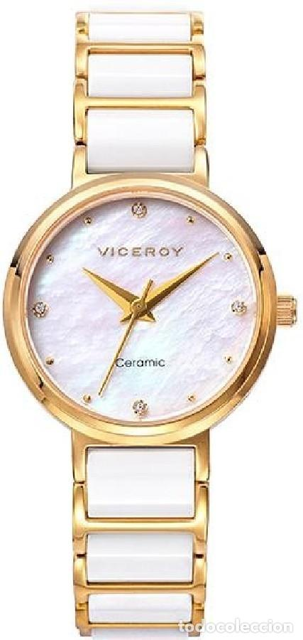 RELOJ VICEROY CERAMIC MODELO 471006-07 (Relojes - Relojes Actuales - Viceroy)