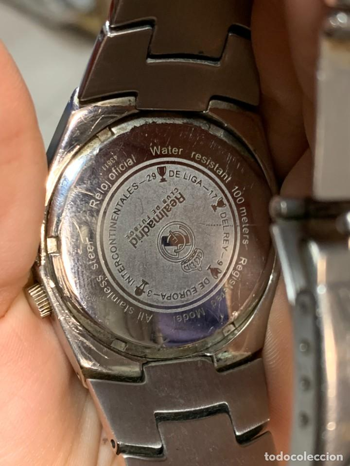 Relojes - Viceroy: RELOJ VICEROY REAL MADRID RELOJ OFICIAL 43811 40MM RELOJ DEL CENTENARIO - Foto 3 - 277637073