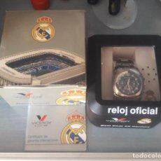 Relojes - Viceroy: RELOJ OFICIAL DEL REAL MADRID MARCA VICEROY, CON SU CAJA - FUNCIONA. Lote 277834558