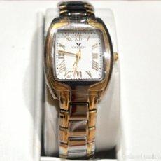 Relojes - Viceroy: RELOJ VICEROY SINCE 1951 MUJER EN ACERO Y ORO NUEVO SIN USO. Lote 278466078