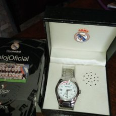 Relojes - Viceroy: RELOJ REAL MADRID OFICIAL. Lote 278602063
