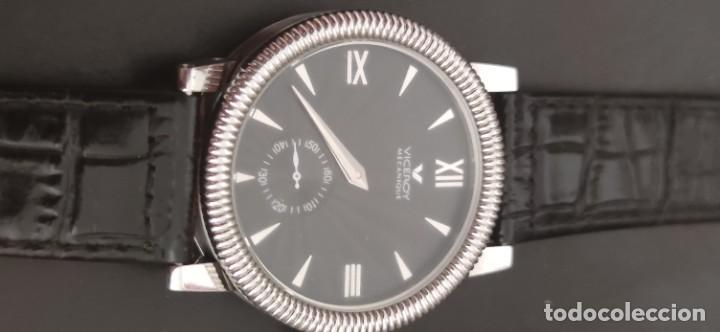 Relojes - Viceroy: PRECIOSO RELOJ DOS CARAS VICEROY, DOS RELOJES EN UNO, AUTOMATICO, UN RELOJ POR CADA CARA,FUNCIONANDO - Foto 12 - 279373708