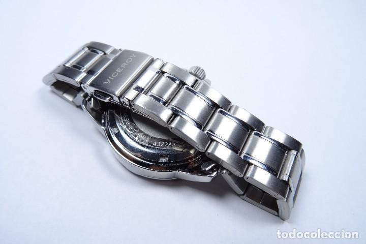 """Relojes - Viceroy: Reloj Viceroy Niño """"Junior"""" En Acero Multifunción Con Esfera Negra - Foto 4 - 285172228"""