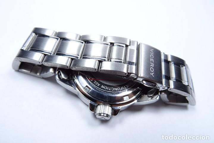 """Relojes - Viceroy: Reloj Viceroy Niño """"Junior"""" En Acero Multifunción Con Esfera Negra - Foto 6 - 285172228"""