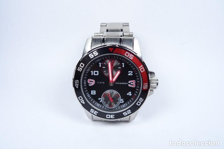"""Relojes - Viceroy: Reloj Viceroy Niño """"Junior"""" En Acero Multifunción Con Esfera Negra - Foto 8 - 285172228"""