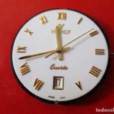 Relojes - Viceroy: MAQUINA DE CUARTZO MARCA VICERROY. Lote 295796353