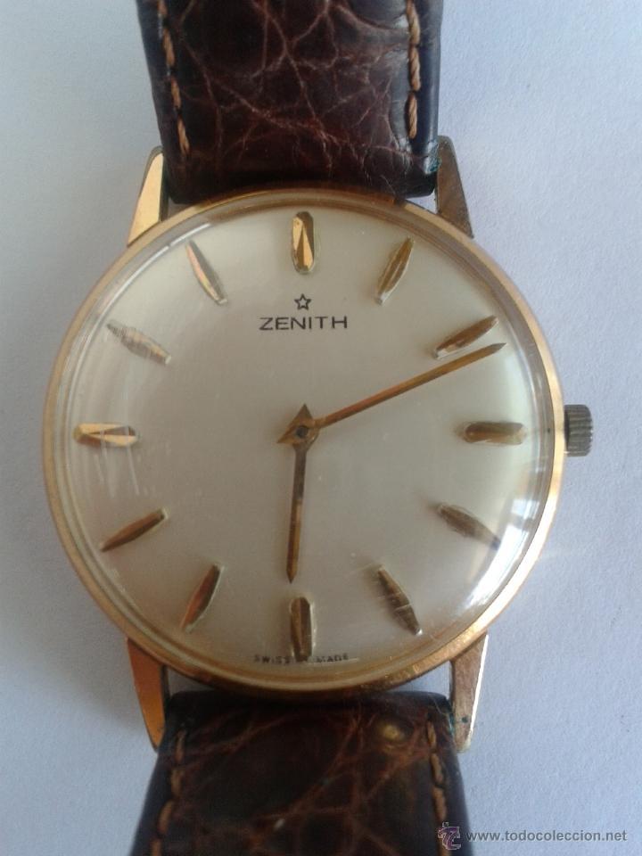 e0c74cef11f2 relojes zenith oro
